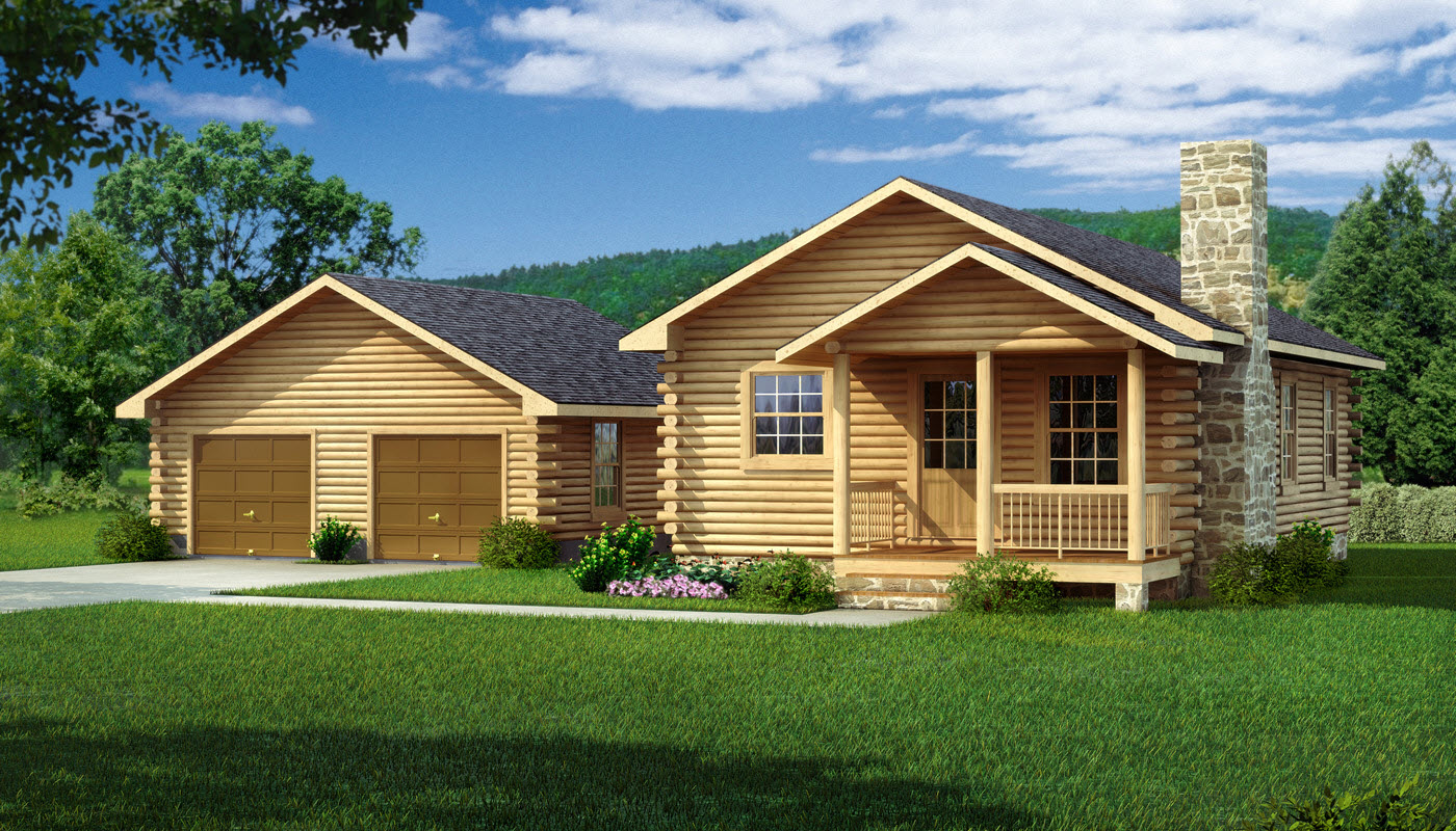 Lee ii foresight housing group for 2 bedroom cottage kit homes